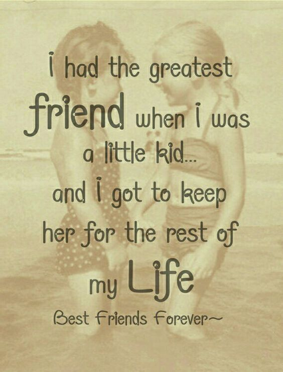 great heart touching friend quote