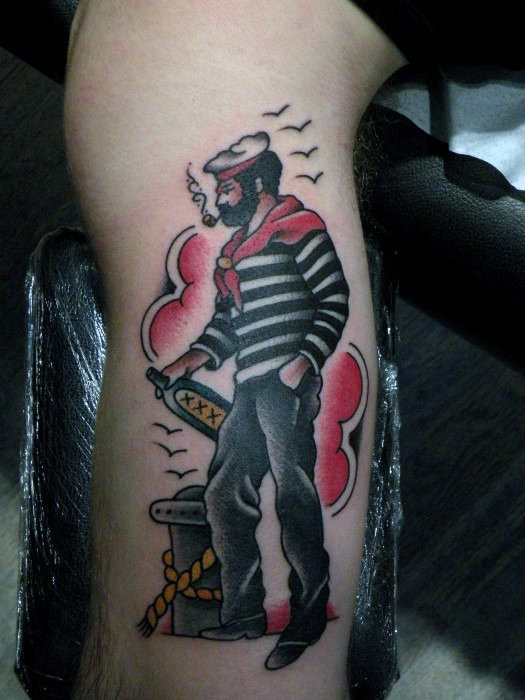 sailors traditional tattoo designs