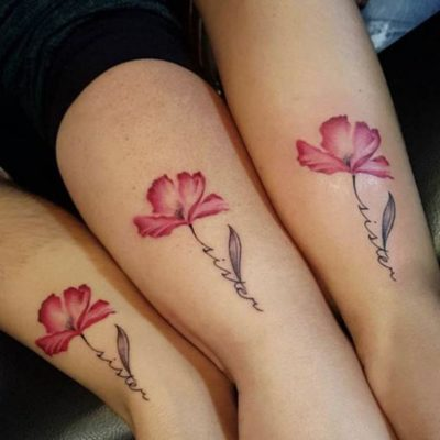 sisters tattoo ideas for family