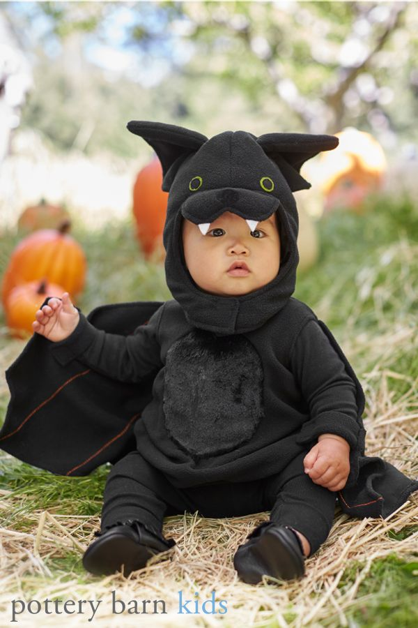 bat toddler halloween costume