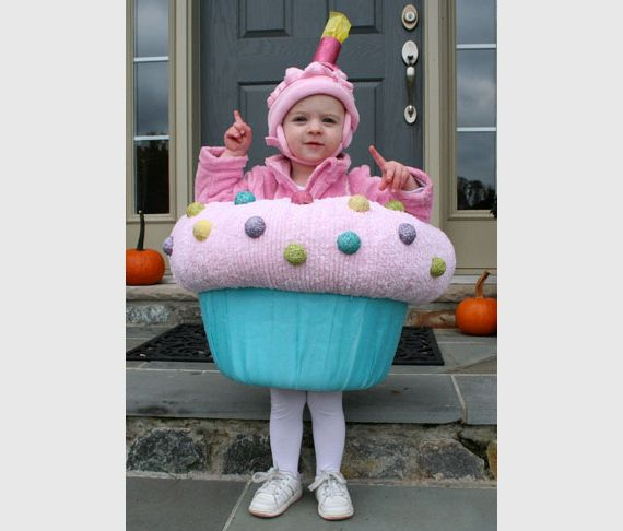 diy yummy cupcake halloween costume
