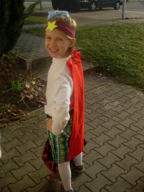 junie-b-jones captain field day costume