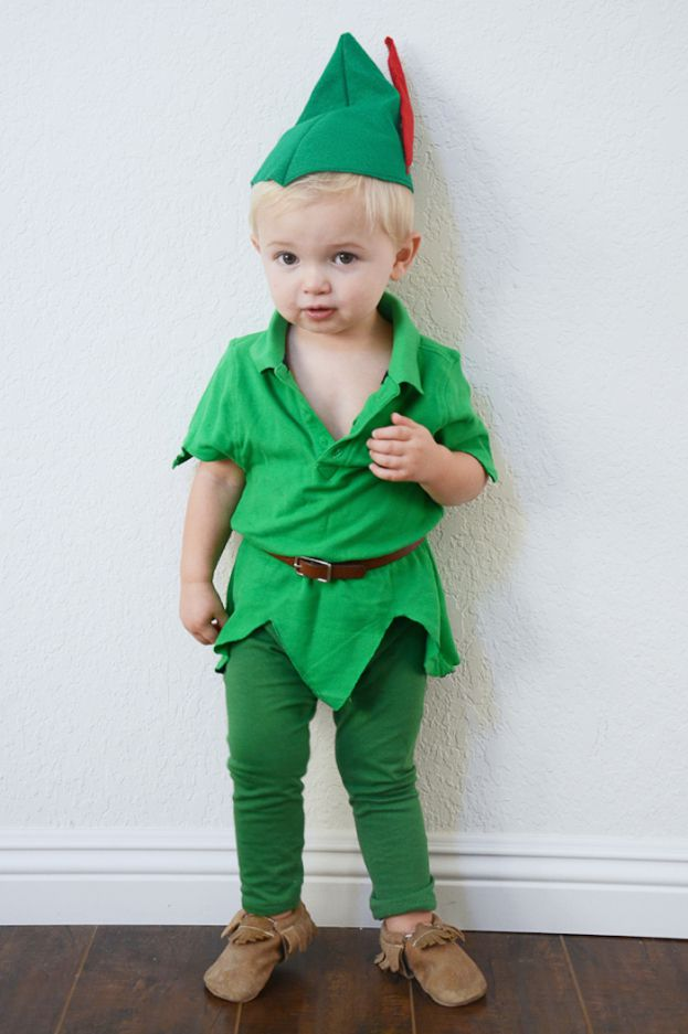 peter pan toddler costumes