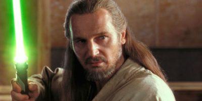 qui-gon jinn star wars character long men hairstyle ideas for halloween