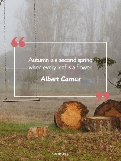 best autumn quotes