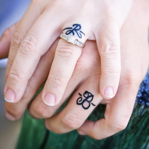 ring finger tattoo designs