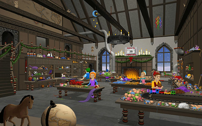 santaclaus workshop