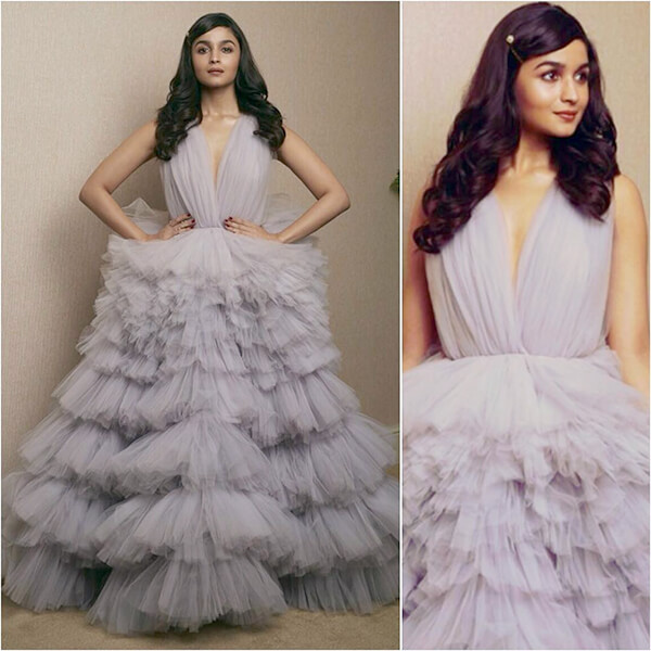 Alia Bhatt House of Mansoor Dresses