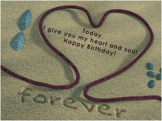 happy birthday messages with images for girlfriend-boyfriend