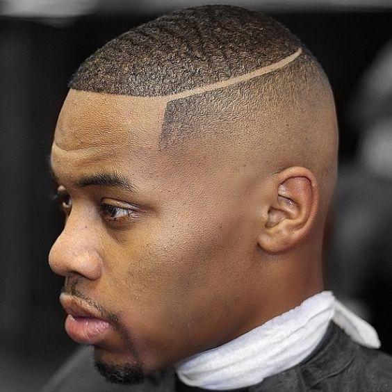 skin fade haircut for men