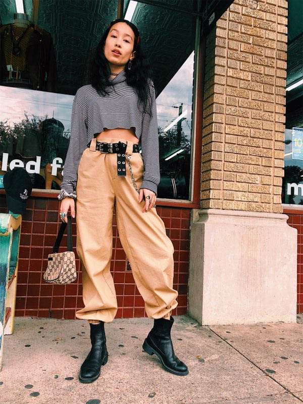 spring classic style trendy women outfits