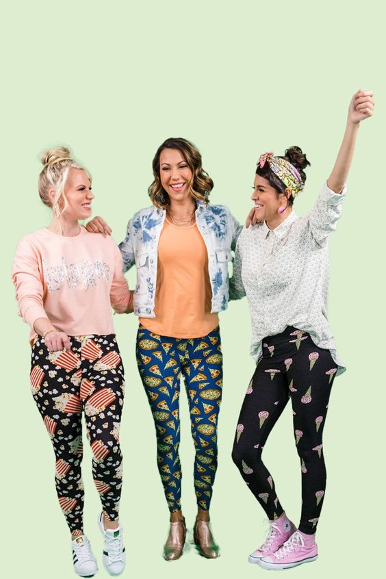 Lularoe legging outfits