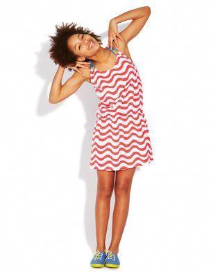 cute teen girl sundress