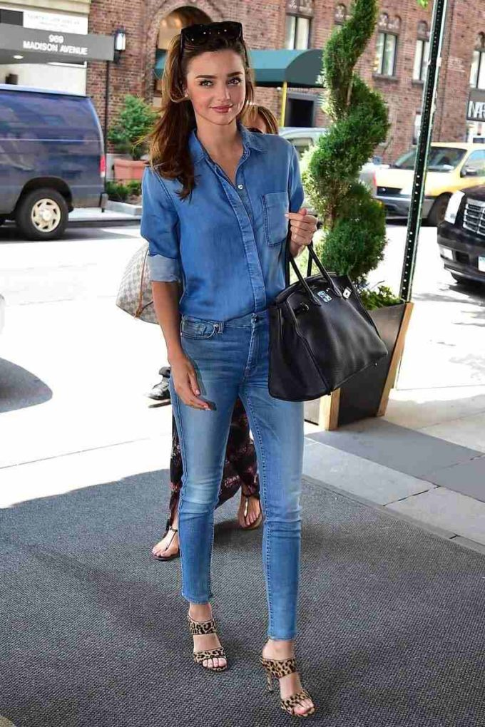 back to school denim outfit ideas