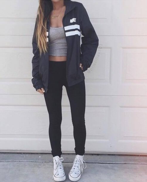 cute casual back to school fall outfit ideas