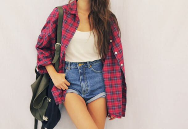 school shorts outfit ideas for girls