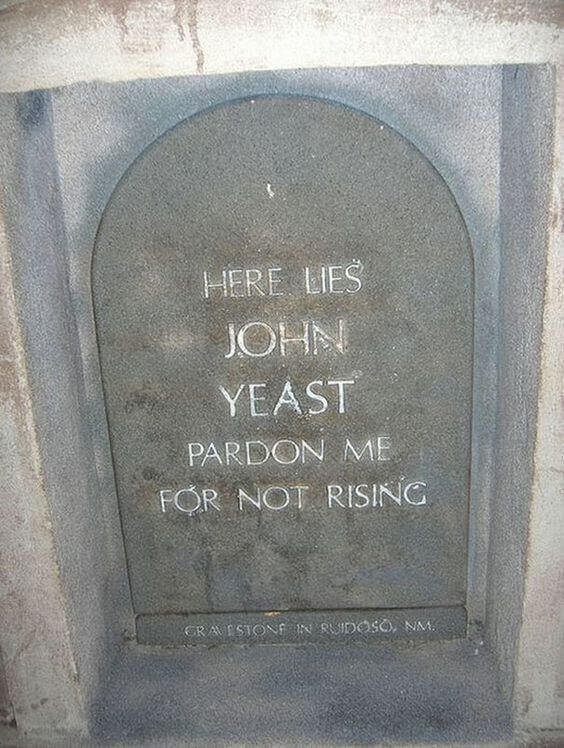 funny headstone ideas for graveyard