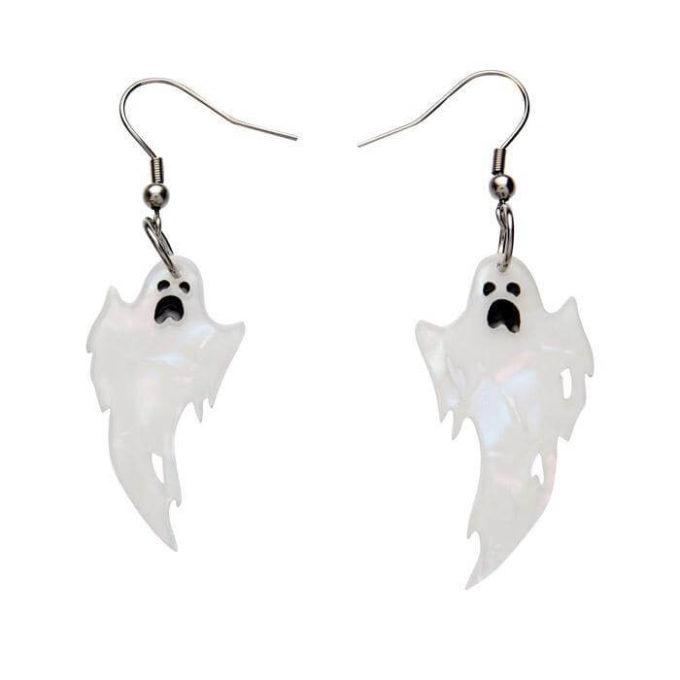 ghost earrings jewelry