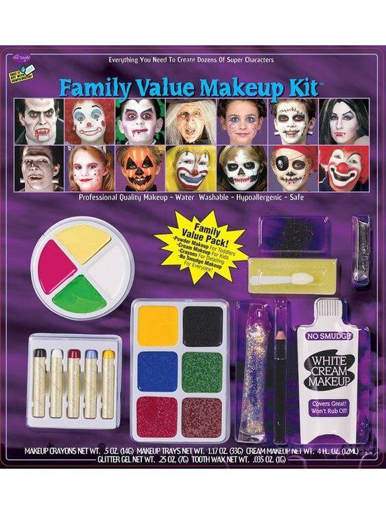 Festive Value Makeup Kit