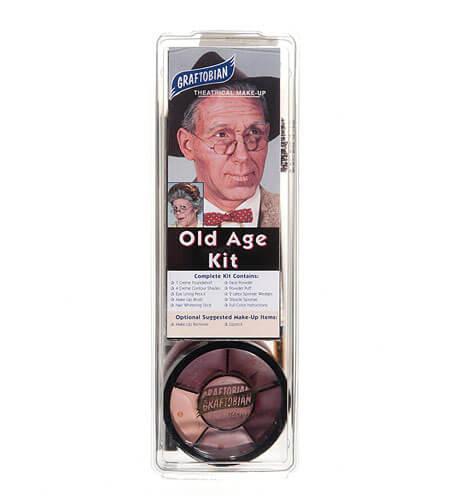 Graftobian Old Age Makeup Kit