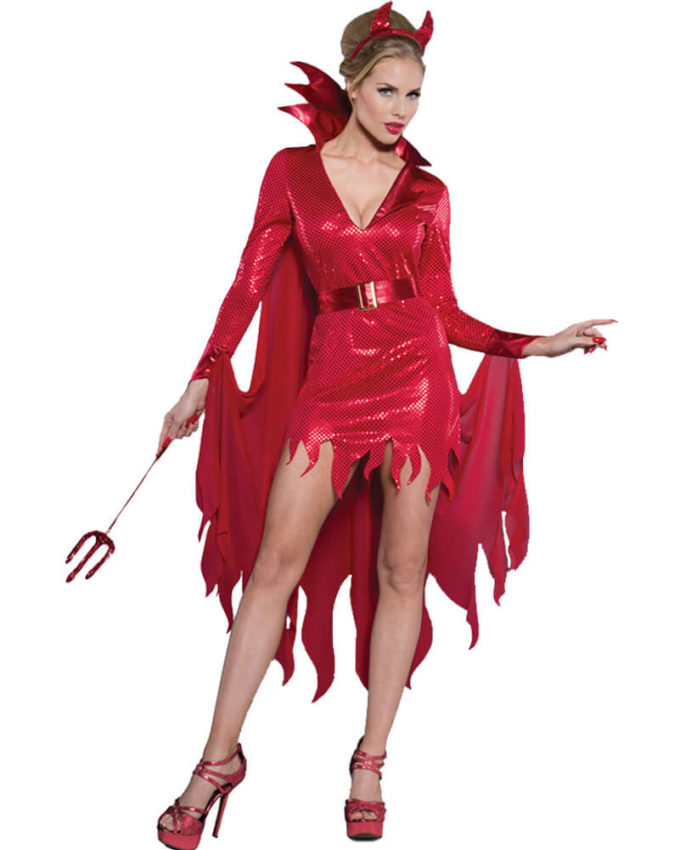 halloween devil costume ideas for girls