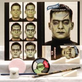 monster creme makeup kit