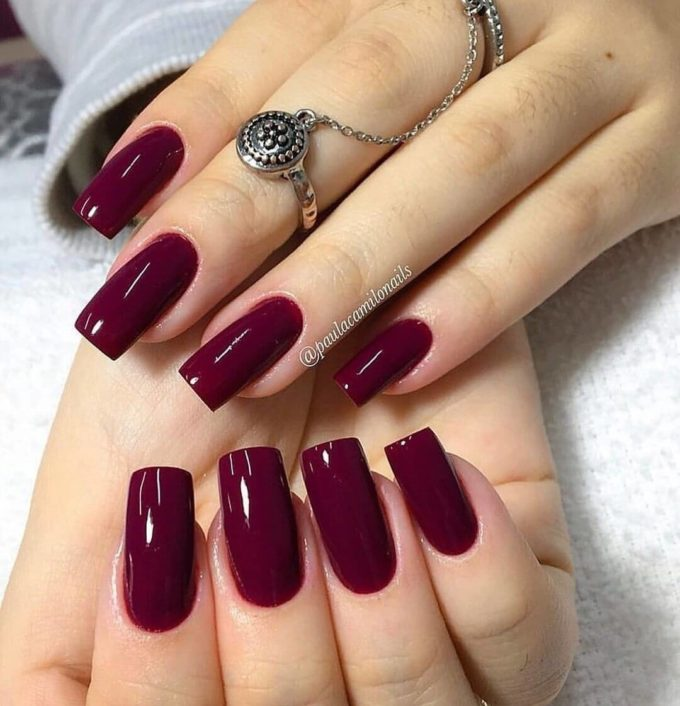 wine coffin nail ideas