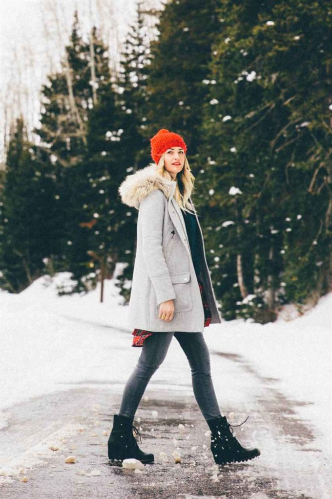 winter casual outfit ideas