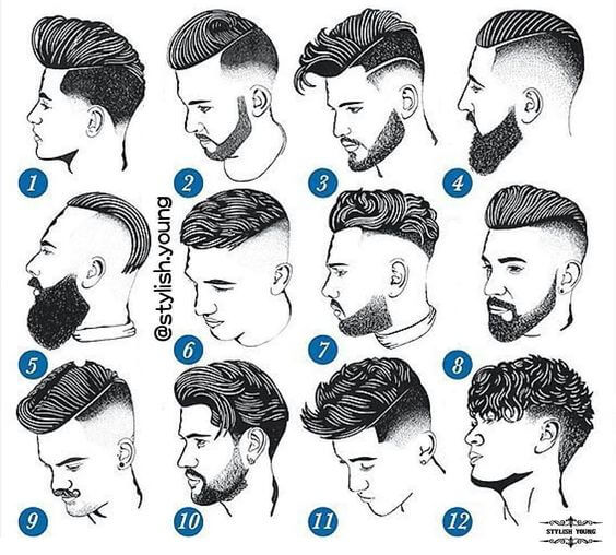 2020 Men S Hairstyles 16 New Year Hair Styles For Men To Pick Entertainmentmesh
