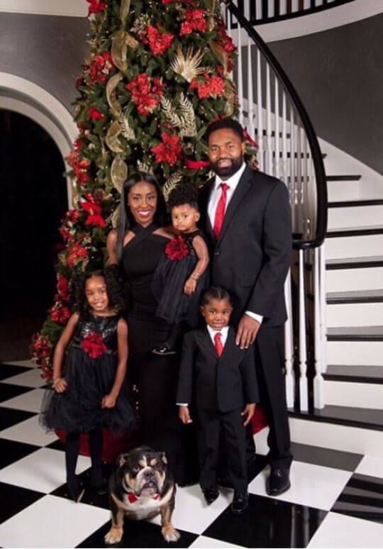 black christmas dress ideas for family