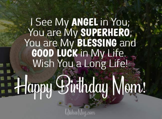 Fantastic 25 Happy Birthday Mom Quotes Wishes And Messages Images Funny Birthday Cards Online Fluifree Goldxyz