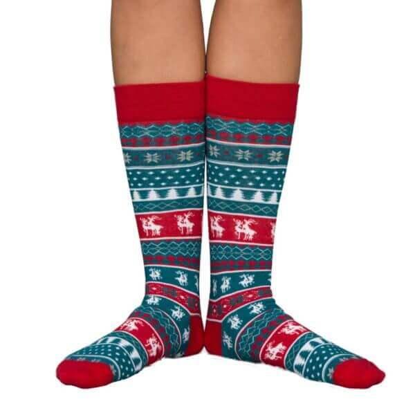 humping reindeer ugly christmas socks for adults