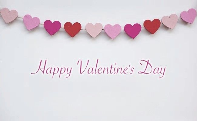 download free happy valentines day hearts image