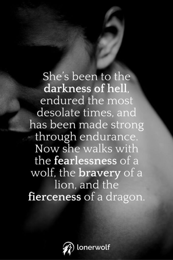 fearless warrior woman quotes