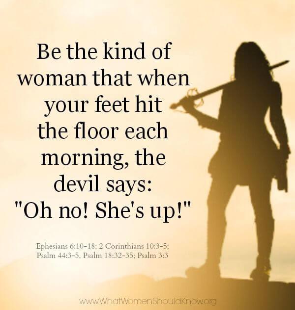 tough warrior woman quotes