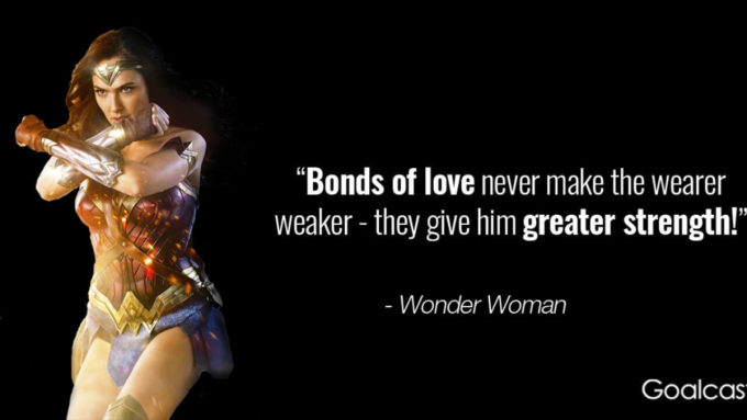 warrior woman quote for strength
