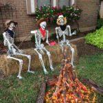 halloween skeleton decoration ideas