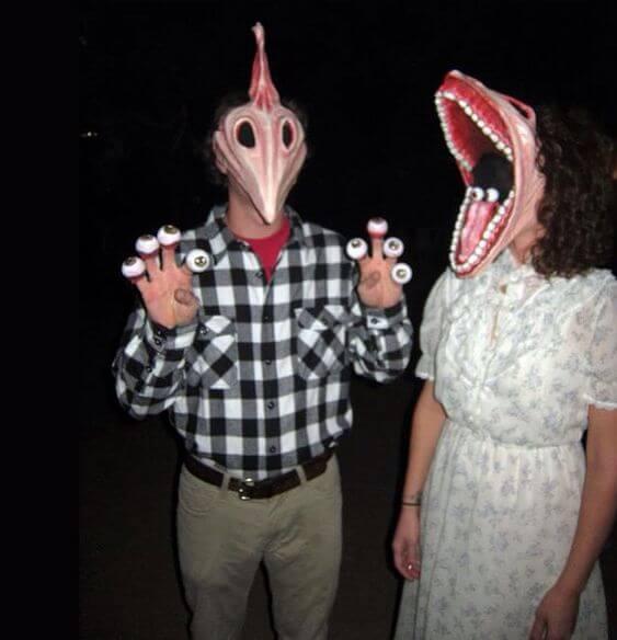 beetlejuice adam and barbara maitland costume ideas for halloween