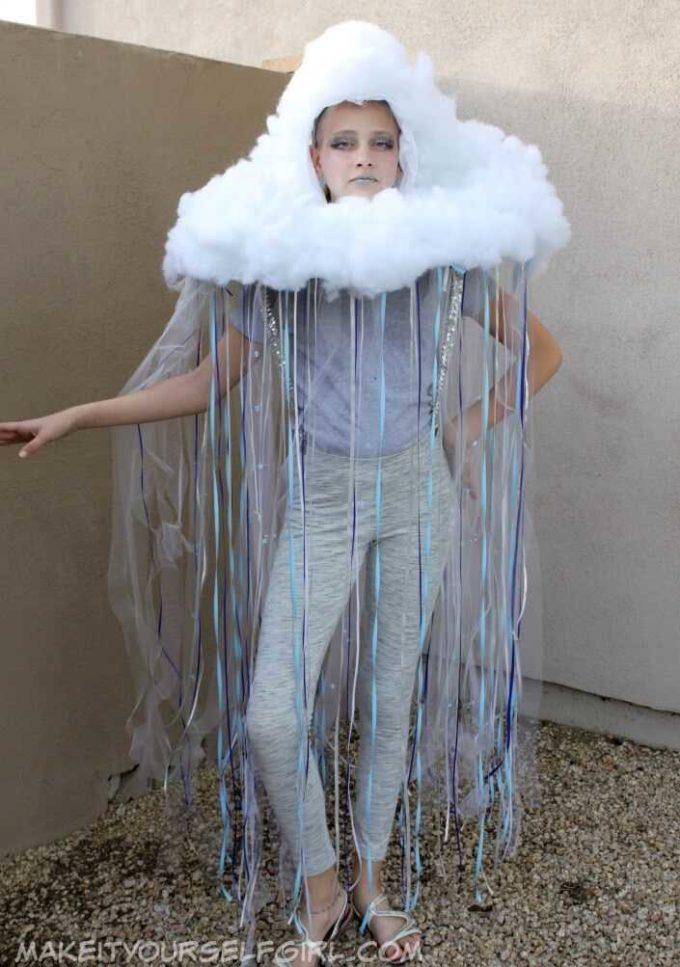 rain cloud costume idea for halloween