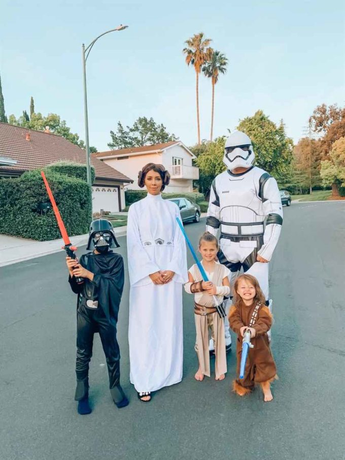 star wars family halloween costumes ideas