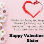 happy valentines day sister images