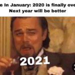 2021 new year memes